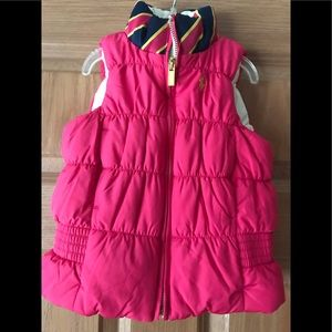 Polo Ralph Lauren Reversible Vest- 2T